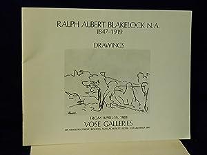 Ralph Albert Blakelock, N.A., 1847-1919: Drawings: Vose R.C., III,