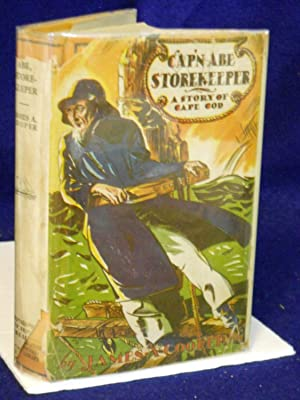 Cap'n Abe, Storekeeper: a story of Cape: Cooper, James A.