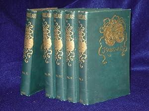 The Works of Francois Rabelais: 5 volume set: Rabelais, Francois