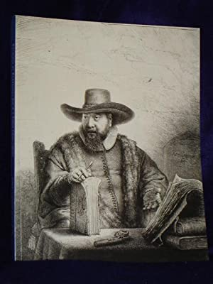 Etchings by Rembrandt from the S. William Pelletier Collection. SIGNED by Weislogel: Kuretski, ...