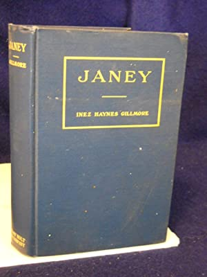 Janey, being the record of a short interval in the journey through life and the struggle with ...