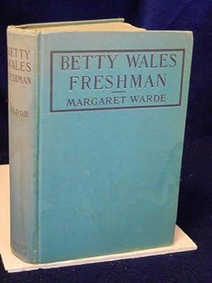 Betsy Wales, Freshman: Warde, Margaret