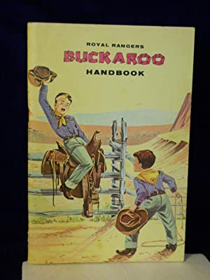The Buckaroo Handbook: a Royal Rangers Program: Barnes, Johnnie
