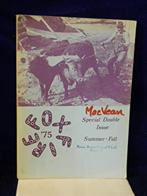 Foxfire, Special Double Issue. Volume 9, Summer-Fall 1975, Number 2/3: Carlton, Tom, et al, ...