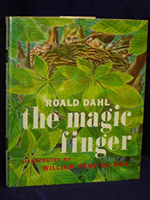 The Magic Finger: Dahl, Roald