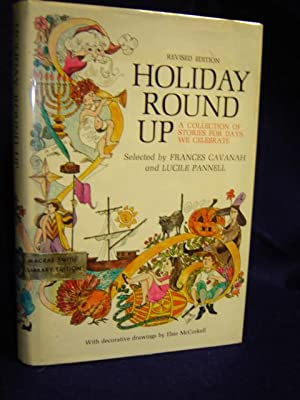 Holdiay Round Up (revised edition): Cavanah, Frances and Lucile Pannell, selectors