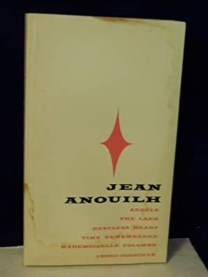 Jean Anouilh Five Plays. Volume II: Anouilh, Jean.