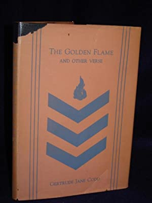 The Golden Flame and Other Verse: Codd, Gertrude Jane