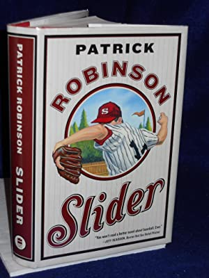 Slider. SIGNED by author: Robinson, Patrick.