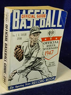 Baseball Guide and Record Book, 1947: Spink, J.G. Taylor