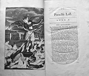 Paradise Lost. A Poem In Twelve Books.: Milton, John. 1608-1674