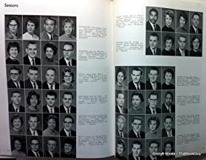 Southern Illinois University 1962 Obelisk SIU Yearbook: Southern Illinois University