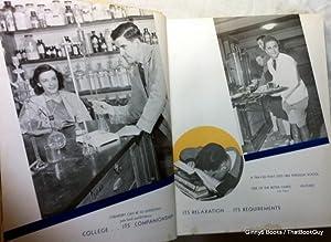 Michigan State University 1941 Wolverine Yearbook: Michigan State University