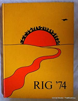 Illinois College 1974 Rig Veda Yearbook