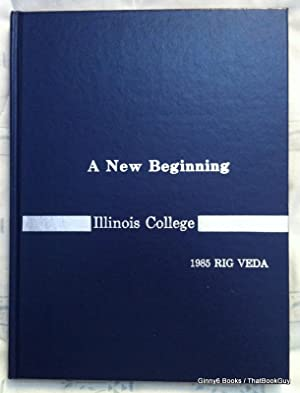 Illinois College 1985 Rig Veda Yearbook