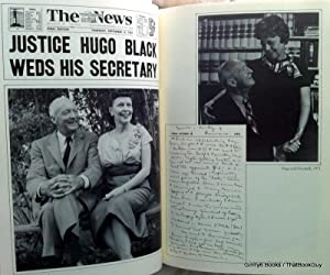 Mr. Justice and Mrs. Black: The Memoirs of Hugo L. Black and Elizabeth Black: Black, Hugo L.; Black...
