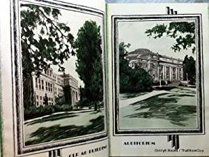 The University of Illinois 1930 Illio Yearbook: Gordon D. Bryan (Editor-In-Chief); The University ...