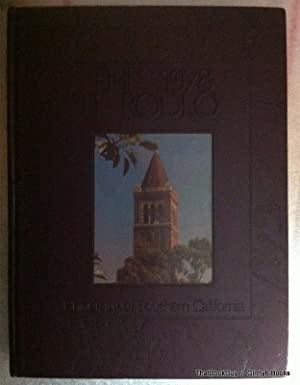 University of Southern California 1978 El Rodeo Yearbook