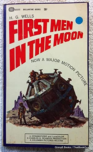 First Men In The Moon: H.G. Wells
