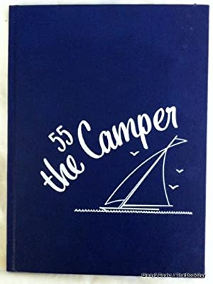 George Williams College Camp 1955 The Camper Yearbook
