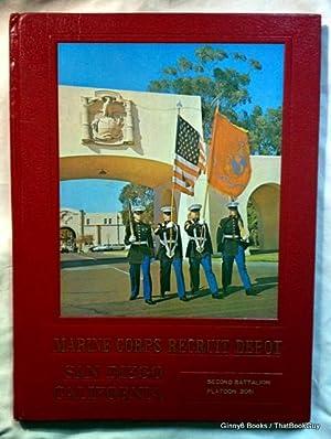 Marine Corps Recruit Depot: Second Battalion Platoon: Marine Corps Recruit