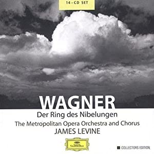 Wagner: Der Ring des Nibelungen - Metropolitan: Wagner James Levine