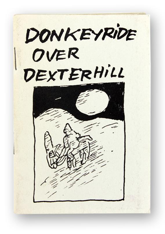 Donkey Ride over Dexter Hill Bread & Puppet Good Softcover