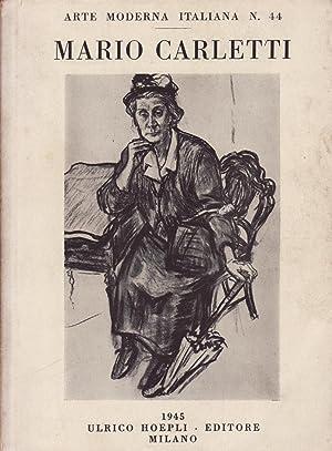 Mario Carletti. Arte Moderna Italiana N.44