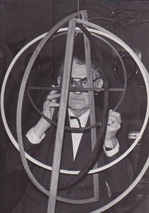 Man Ray Photo portrait: Photo by Enrico