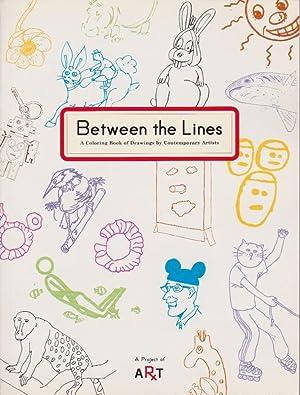 Between the Lines - A coloring Book: Baldessari, John -