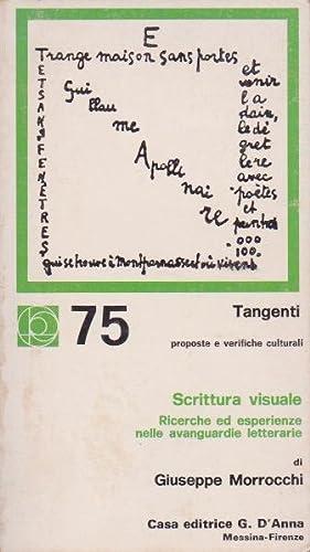 Scrittura Visuale: Morocchi, Giuseppe