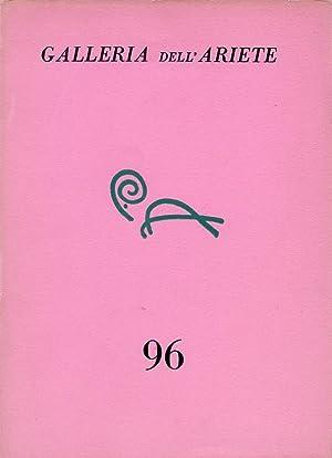 Le Ova, 96 mostra della galleria dell'Ariete: Lucio Fontana