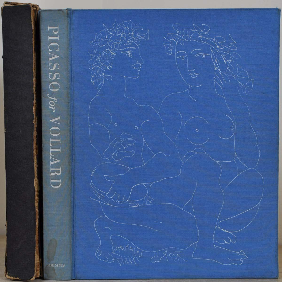 PICASSO FOR VOLLARD. Picasso, Pablo; Hans Bollinger Hardcover