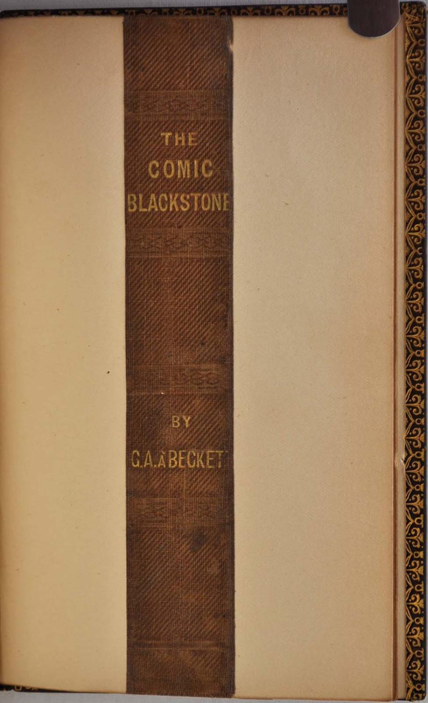 Gilbert Abbott à Beckett