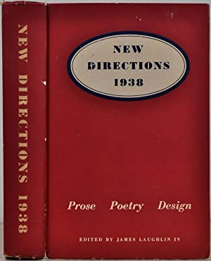 NEW DIRECTIONS IN PROSE & POETRY 1938.: Laughlin, James