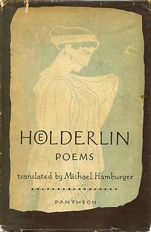 HOLDERLIN. His Poems translated by Michael Hamburger: Holderlin, Johann C.