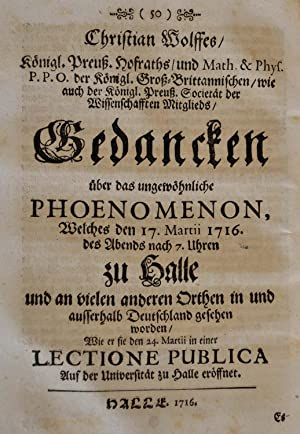Meteorologia et Oryctographia Helvetica, oder Beschreibung der Lufft-Geschichten, Steinen, Metallen...