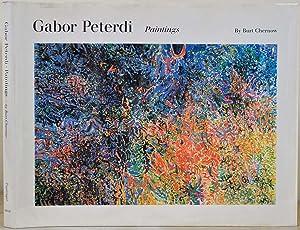 Gabor Peterdi: Paintings. Signed by Gabor Peterdi.: Chernow, Burt