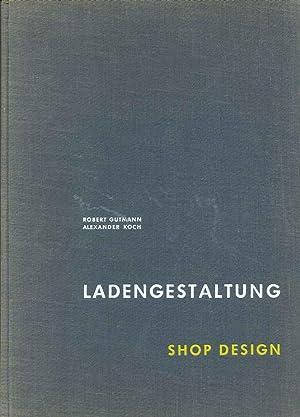 SHOP DESIGN Ladengestaltung Gutmann Robert Alexander