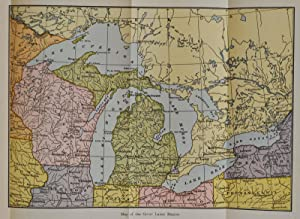 THE GREAT LAKES. The Vessels That Plough Them: Their Owners, Their Sailors, and Their Cargoes ...