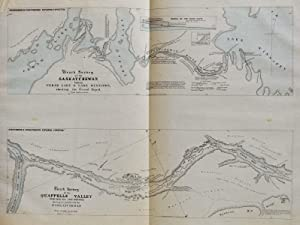 NORTH-WEST TERRITORY. Reports of Progress; Together with a Preliminary and General Report on the ...