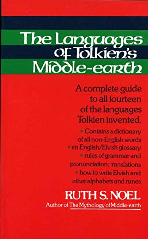 The Languages of Tolkien's Middle-earth.