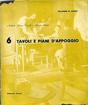 TAVOLI E PIANI D'APPOGGIO 6.: Canella, Luciano; Renato Radici
