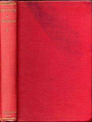 OPTICS.: Fincham, W. H. A.