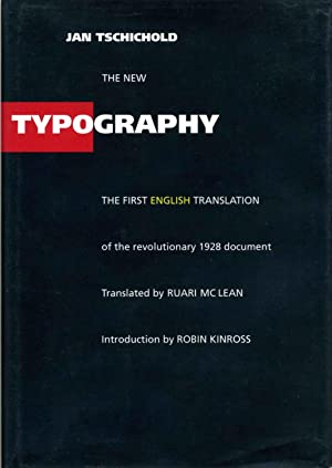 The New Typography: A Handbook for Modern Designers.