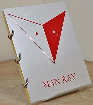 MAN RAY. Hanover Gallery, London. 1969 Exhibition: Ray, Man; Emmanuel