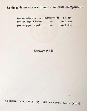 CEZANNE.: Mirbeau, Octave; Theodore Duret; Leon Werth; Frantz Jourdain; Bernheim-Jeune