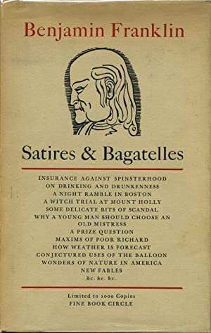 SATIRES & BAGATELLES.
