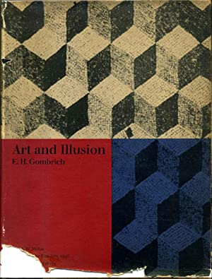 ART AND ILLUSION. A Study in the Psychology of Pictorial Representation. The A. W. Mellon Lectures ...
