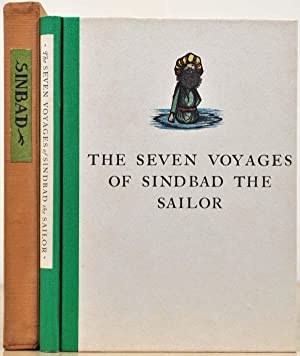 THE SEVEN VOYAGES OF SINDBAD THE SAILOR from the Arabian Nights Entertainments.